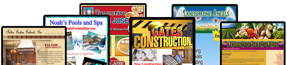 Websites, Business Cards, Craigslist Ads, Custom Graphics, Photo Restoration, Printing, Flash, Banners, Memorial Cards