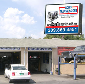Custom Building Signs and Banners